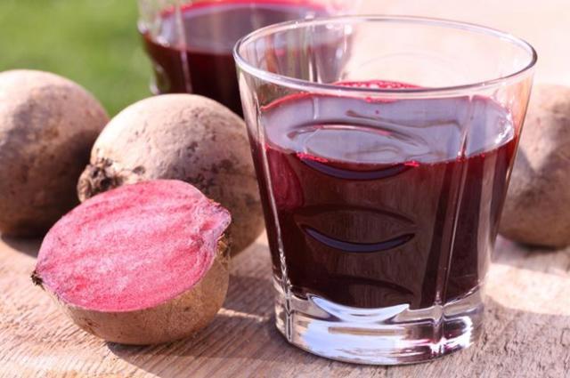 Свекла при гипертонии - как правильно пить свекольный сок ...