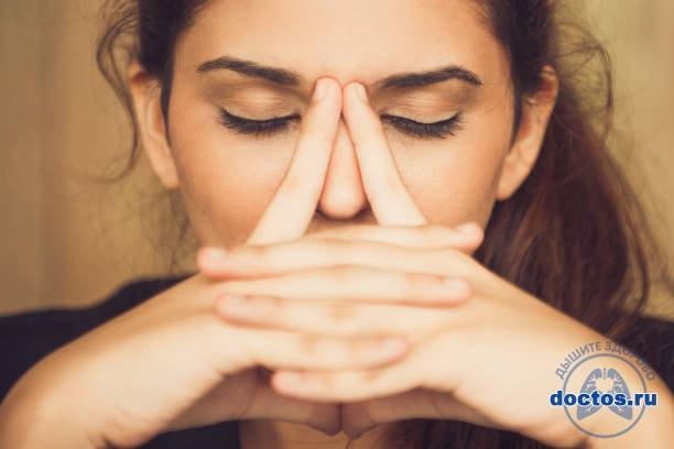 Кисты околоносовых пазух: причины, симптомы, лечение, диагностика, осложнения