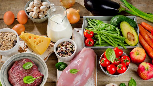 Диета при пародонтите и пародонтозе: примерное меню на неделю, полезные продукты