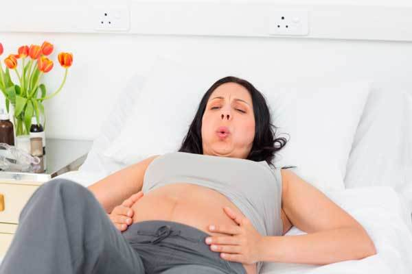 Подготовка к родам: упражнения, правильное дыхание при родах и схватках