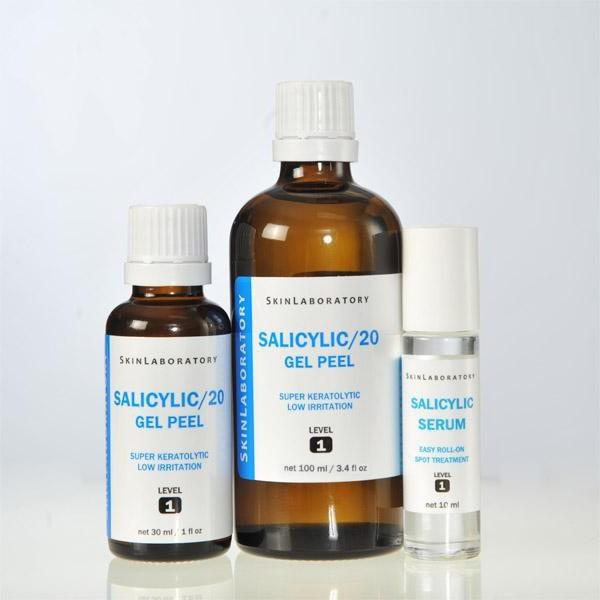 Салициловая кислота от прыщей: инструкцию по применению салициловой кислоты для лица