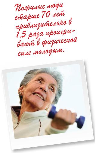Атрофия мышц у пожилых людей: что это такое, как лечить, как восстановить