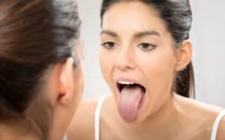 Порез, прикусывание языка: что делать, как лечить, как остановить кровь