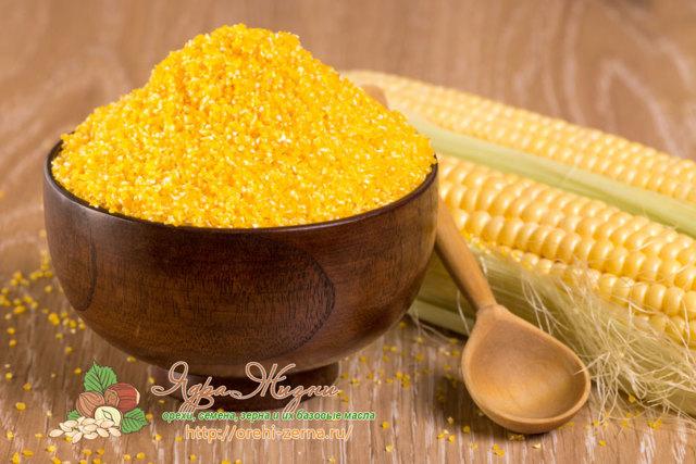 Кукурузная крупа: полезные свойства и противопоказания, состав продукта