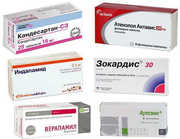 Что лучше принимать при гипертонии - Медицинский ...